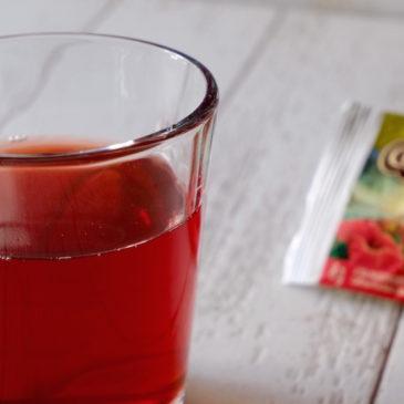 ラズベリージンガー(セレッシャル・シーズニング)~ラズベリーの甘酸っぱい風味を存分に楽しむことができるハーブティー