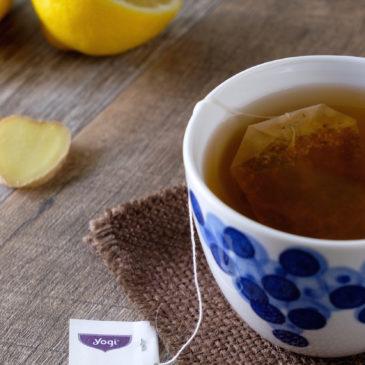 レモンジンジャー(ヨギ)~ リコリスが入ったちょっと甘いレモンジンジャー